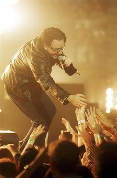 Bono, U2, San Jose, CA, 2001