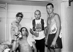 Red Hot Chili Peppers, Seattle, WA, 1987
