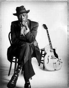 John Lee Hooker, Redwood City, CA, 1992