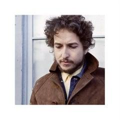 Bob Dylan, Portrait, Looking Down, 1970