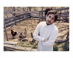 Bob Dylan, In Chicken Yard, 1970