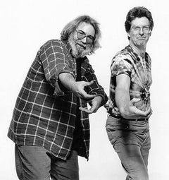 Jerry Garcia & Phil Lesh, Grateful Dead