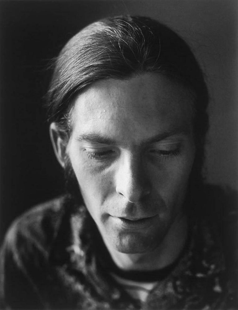 Herb Greene Black and White Photograph - Phil Lesh, Grateful Dead