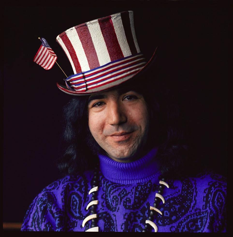 Captain Trips, Jerry Garcia