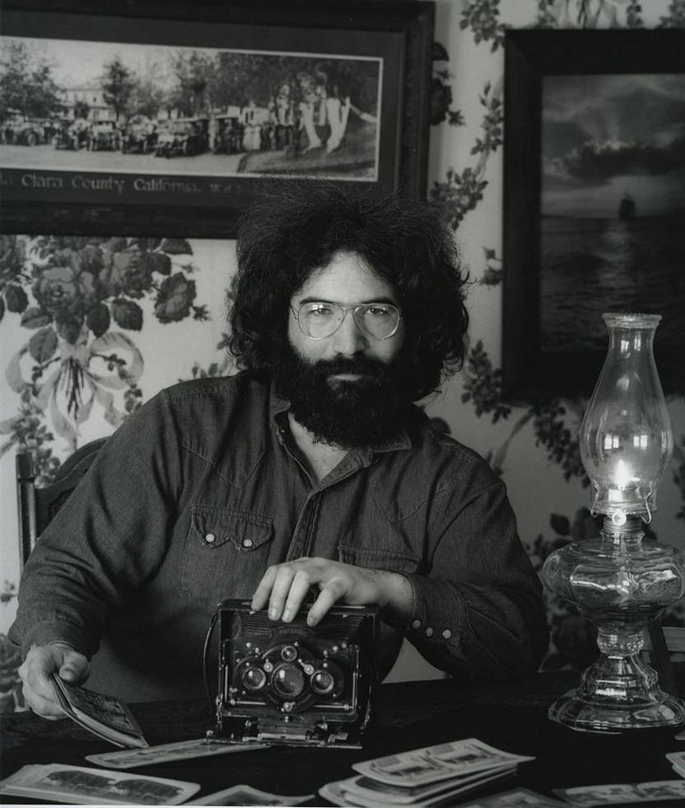 Jerry Garcia, San Francisco, CA
