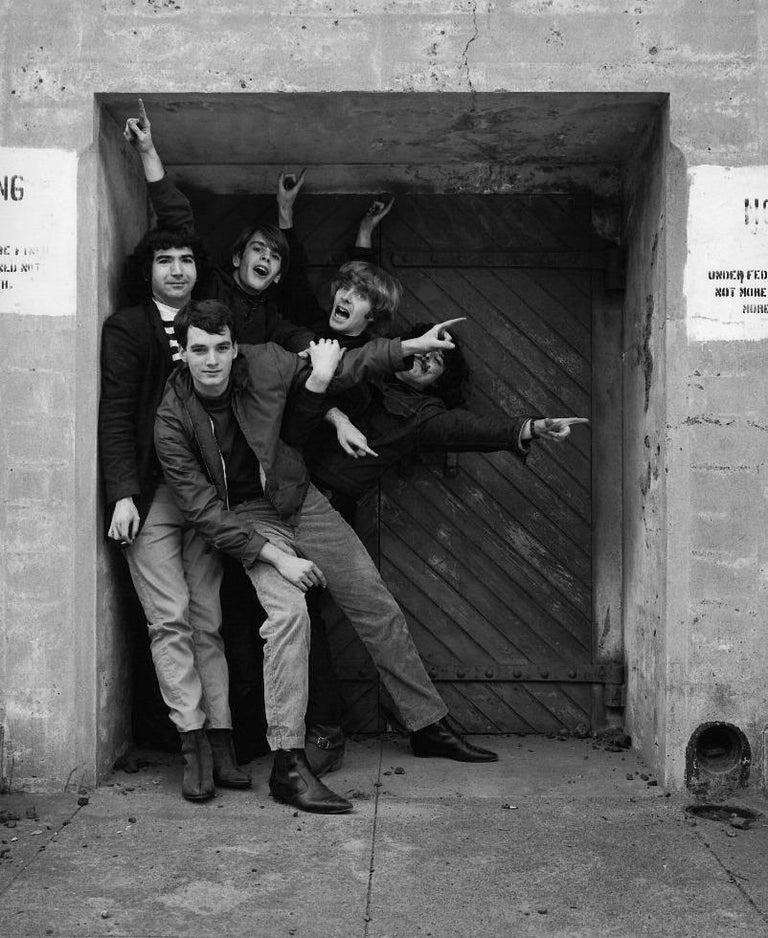 The Warlocks, San Francisco, CA 1965