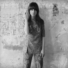 Grace Slick, San Francisco, CA 1966