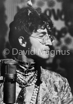 John Lennon, Profile, London, 1967