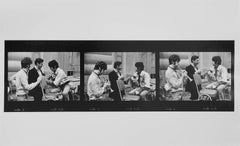 The Beatles, Triptych, Abbey Road Studios, 1967