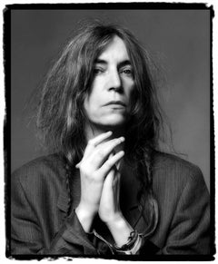Patti Smith, Villa Arconati, Italy, 1996