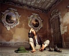 Patti Smith, Villa Arconati, Italy, 1996