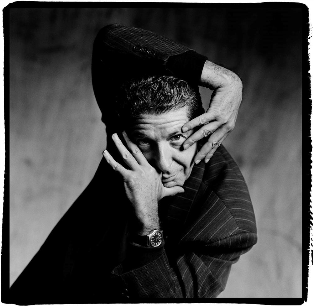Leonard Cohen, Milano, 1989