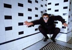 Peter Gabriel, Sanremo, Italy, 1983