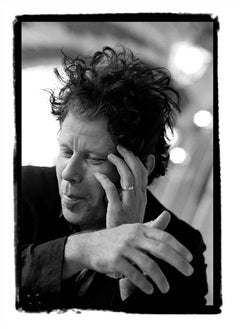 Tom Waits, Paris, 1992