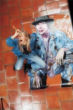 Joni Mitchell, LA, 1991