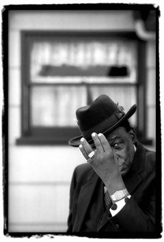 John Lee Hooker, Redwood City, CA, 1991
