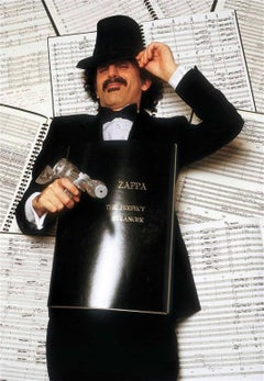 Frank Zappa, LA, 1982