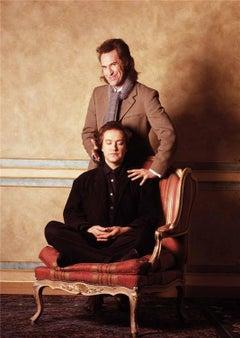 Dave and Ray Davies, The Kinks, Milano, 1993