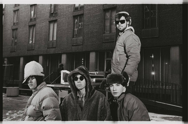 The Beastie Boys & Rick Rubin, 1984