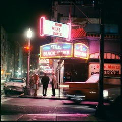 Miles Davis, San Francisco, 1961