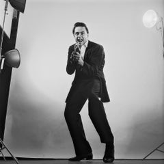 Johnny Cash, Los Angeles, CA, August 1960