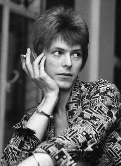 David Bowie, London, 1972