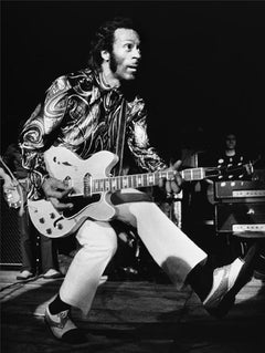 Chuck Berry, England
