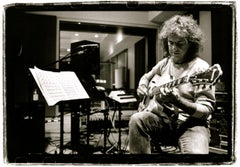 Pat Metheny, Right Track Studios NYC 2006