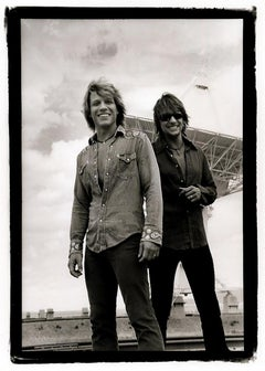 Jon Bon Jovi and Richie Sambora, NM, 2002