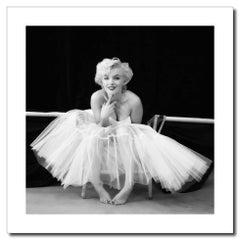 Marilyn Monroe, Ballerina, NY, 1954