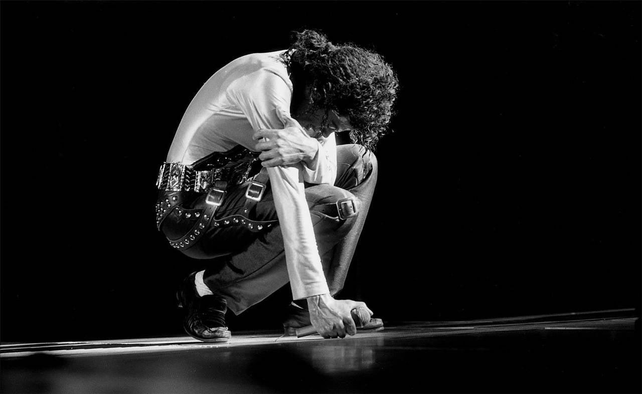 Neal Preston - Michael Jackson, Tokyo, Japan 1987 1
