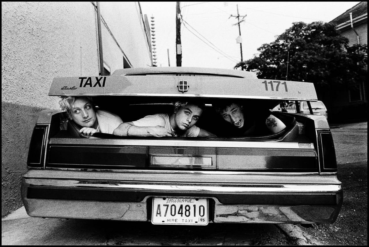 Green Day, New Orleans, LA