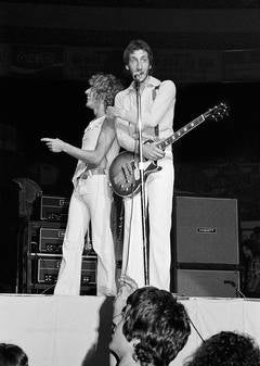 Roger Daltrey & Pete Townshend