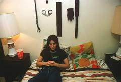 Joan Jett at Home in LA