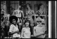 Debbie Harry and The Stillettoes in Times Square