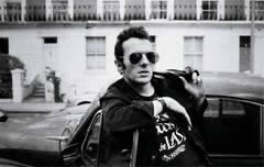 Joe Strummer, London