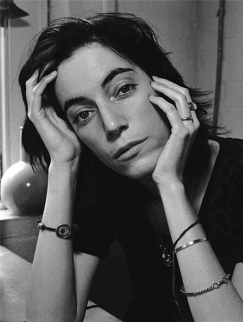 """Patti Smith, """"Vogue"""", New York, NY"""
