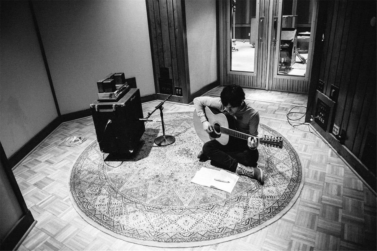 Conor Oberst, Blackbird Studios, Nashville