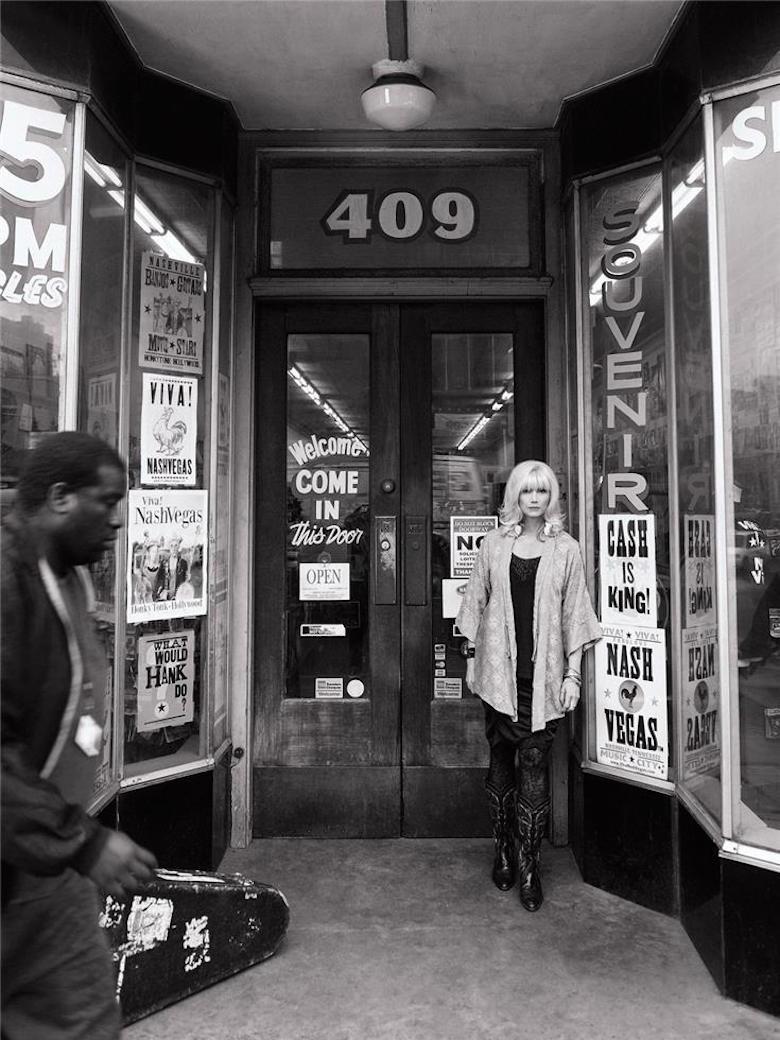 David McClister - Emmylou Harris, Lawrence Record Shop, Nashville 1