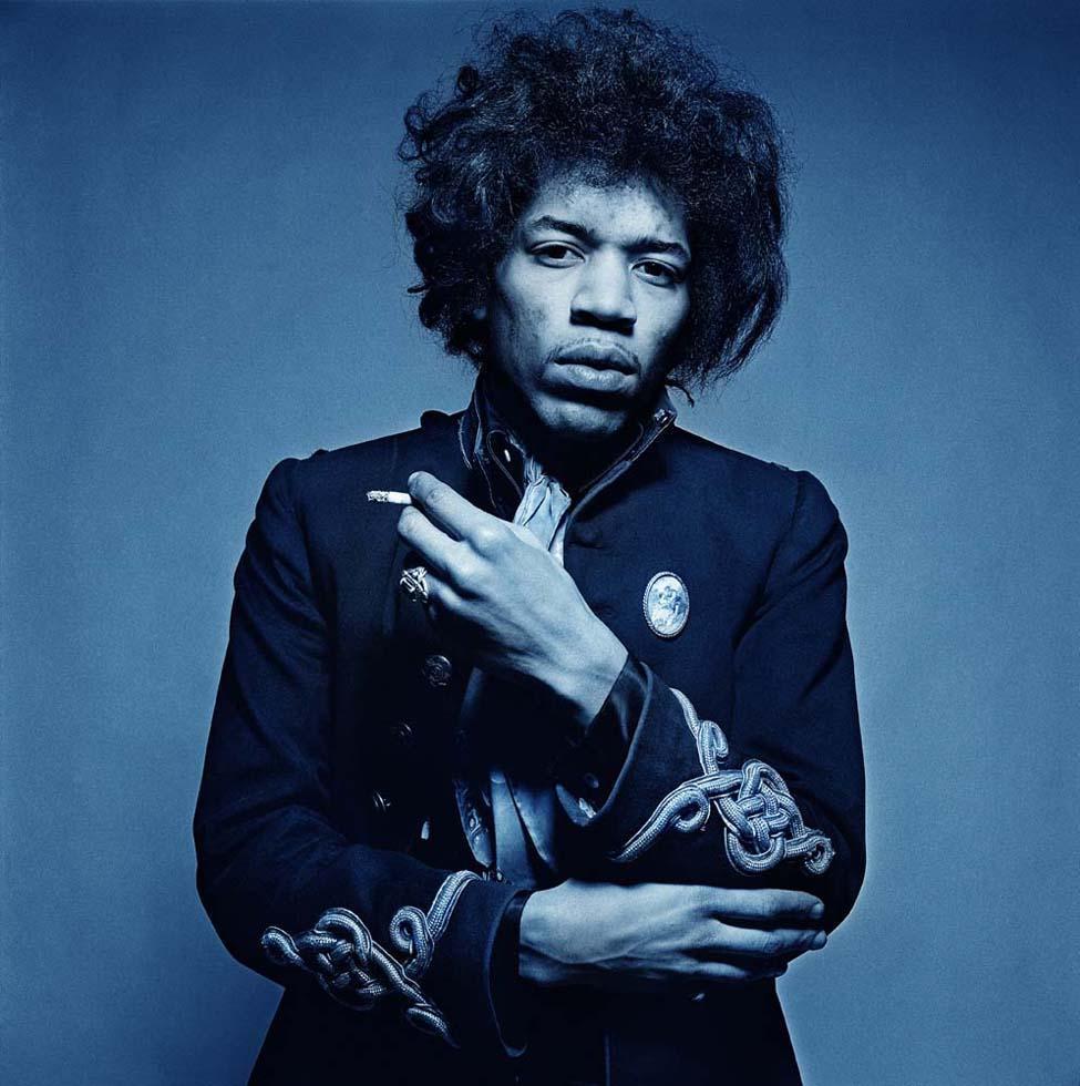 Jimi Hendrix, Blue Smoke