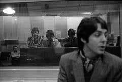 Rolling Stones & Paul McCartney in Studio