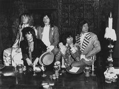 The Rolling Stones, Beggars Banquet, Kensington, London