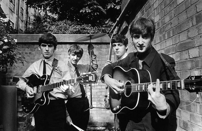 The Beatles, Abbey Road Studios