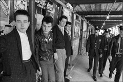 The Cure, Columbus Ave, NYC, April 11, 1980