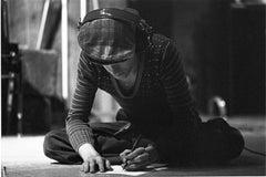 David Bowie, writing lyrics, Cherokee Studios