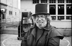 Jerry Garcia, Grateful Dead, Oakland CA, 1987
