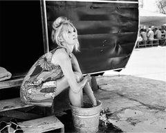"Brigitte Bardot, ""Viva Maria,"" Cualta, Mexico"