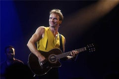 Sting playing the Hollywood Bowl