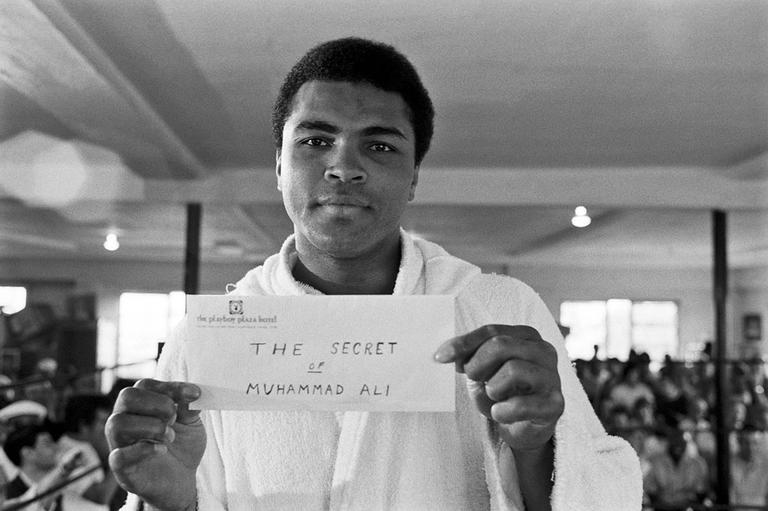 Muhammad Ali, Miami Beach, FL, 1971