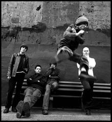 Radiohead, New York City, 1997